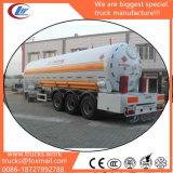 De la fábrica 40000L 45000L 50000L del gasoil del combustible del petrolero del tanque acoplado directo semi