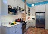 Agitador pintadas de blanco directo de fábrica de madera Muebles de Cocina