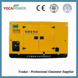 conjunto de generador diesel eléctrico de Cummins de la potencia silenciosa trifásica 30kw