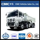 Isuzu Qingling Vc46 덤프 트럭 또는 팁 주는 사람 트럭 8X4
