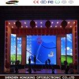 P3.91 Die-Casting ligero de alta resolución de pantalla LED de alquiler de interiores