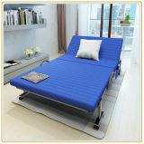 Складывая синь 190*90cm кровати софы Sr-F01A рамки металла
