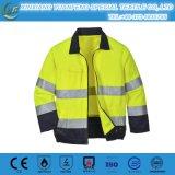 反射連続した安全ベスト/反射冬の安全バイクのベストのジャケット