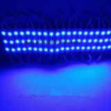 주입 플라스틱 일정한 현재 5730 3개의 LED 모듈 IP67