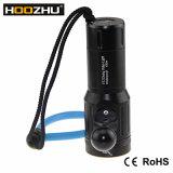 Hoozhu V13 잠수 영상 빛 최대 2600 루멘 LED 플래쉬 등