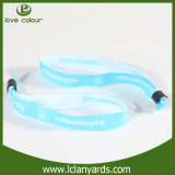 Low Price Promotionnel Proximity Cord Wristband Polyester