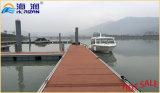 Bonne qualité Stabilité en acier galvanisé Cadre flottant Dock