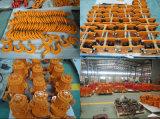 Txk Ce сертифицированных Электрические лебедки 3 тонны тележки