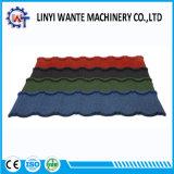 Azulejos de azotea revestidos del metal de la piedra del color de Wante