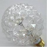 Diodo emissor de luz estrelado extravagante do abacaxi 3W do projeto que ilumina o bulbo elétrico E27