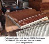 Garniture de refroidisseur évaporatif/garniture humide de refroidissement par évaporation de garniture pour le refroidisseur d'air