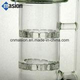 Pipa de Agua de vidrio vidriería el hábito de fumar (AY004)