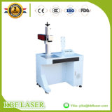 金属のABS PVCのためのファイバーレーザーのマーカー機械