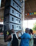 Heiße Verkäufe Vt4889 verdoppeln 15 Zeile Reihen-Lautsprecher des Zoll-drei