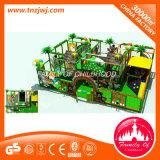 Детский Замок Naughty лесных дизайн крытый детская площадка с TUV сертификат