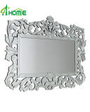 De moderne Nieuwe Frame Venetiaanse Spiegel van de Rechthoek van de Muur van het Huis Decoratieve