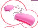 Il mouse adulto del prodotto della Cina salta il giocattolo del sesso del richiamo dell'uovo di amore
