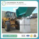 Sacchetto di tonnellata enorme del contenitore della sabbia di FIBC grande per industria dell'edilizia