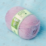 Colore Assorted del filato di lana