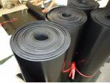 Hoja de goma negra de China SBR NBR EPDM en Hebei