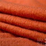 Nove generi di colori delle lane/del tessuto di nylon in arancio