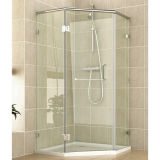 シャワーのドアヒンジ