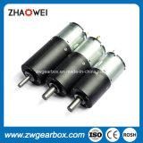 motor del engranaje de la alta torque de las energías bajas de 12V 32m m pequeño