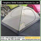 Tente campante imperméable à l'eau individuelle de crête élevée d'escorte meilleure petite