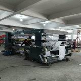 Stampatrice di Flexo di prezzi di fabbricazione di quattro colori per il materiale del rullo