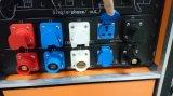 Governo di controllo del rifornimento elettrico con i tester di Digitahi
