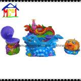 물 섬유유리 게임 위락 공원 훈장 장난감