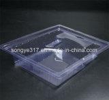 Волдыря игрушки PVC коробка прозрачного упаковывая