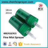 Spruzzatori fini di plastica della foschia per il fornitore cosmetico Yuyao dell'imballaggio (serie di CF-M)