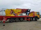 Группа Clw 8X4 120 тонн Кран грузовой автомобиль с большой кран