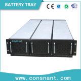 Rechenzentrum modulare Online-UPS mit 380/400/415VAC 300kVA