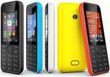 "Original para Nokia 208 2.4 "" teléfonos móviles de 1.3MP G/M"