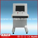 A velocidade do transportador K6550 Customized Xray Sala Scanner para detecção de metal