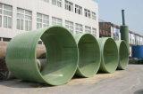 Fiberglas-Rohr für Wasser oder die Chemcail Beförderung