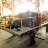 30-80tph Crusher Plant / Hydraulic Roller Crusher Broyeur de béton