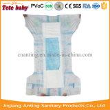 Venda por atacado super Ultra-Thin do tecido do bebê da absorção do tecido descartável barato do bebê