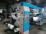 3 Farben-nichtgewebte Gewebe Flexo Drucken-Maschine
