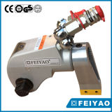 油圧ツールの油圧トルクレンチのアルミニウムチタニウムの正方形駆動機構の油圧トルクレンチ