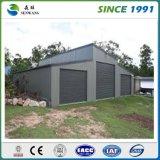Быстро установите здание стальной структуры