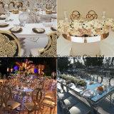Стул банкета мебели роскошной гостиницы красный для свадебного банкета