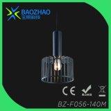 Disegno della lampada Pendant del ferro E27 nuovo