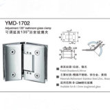 Frameless Shower Accessories Precision Casting Stainless Steel Glass Door Adjustment Glass Clamp