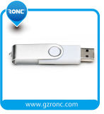 Plena Capacidade 4G 8g 16g 32g Mini Disco Flash USB de metal com o logotipo OEM