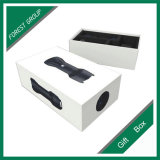 doos van Cadrboard van de Druk van de Douane van de Raad van 2mm de Grijze