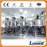 mélangeur émulsionnant d'émulsifiant du vide 500L pour la crème/onguent cosmétiques