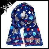 Qualitäts-Seide gedruckter kundenspezifischer Schal